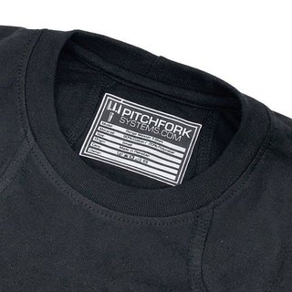 Pitchfork Range Master T-Shirt - Black XL