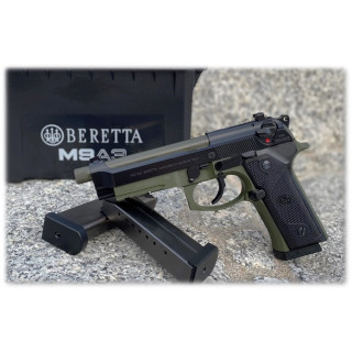 Beretta M9A3 Black & Green