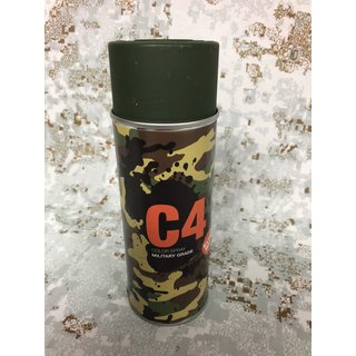 C4 Mil Grade Color Spray RAL 6031